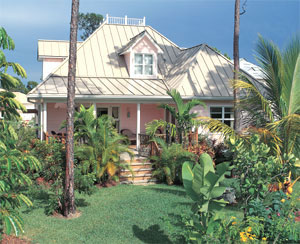 Poinciana style home