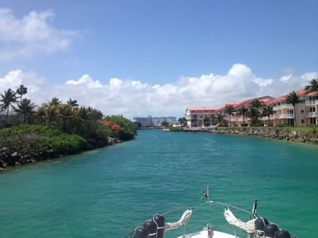 grand bahama canals