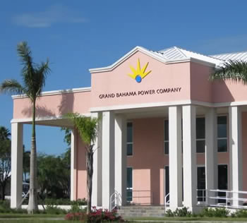 Grand Bahama Infrastructure