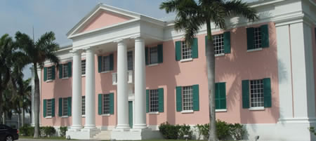 grand bahama stable government